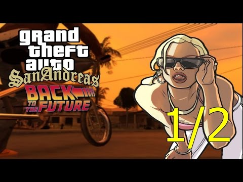 Gta sa วิธีลง mod bttf back to the future mod 1/2
