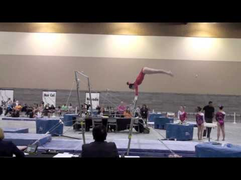 Shani Remme National Qualifier: 2013 Region 1 BARS ~ 9.375