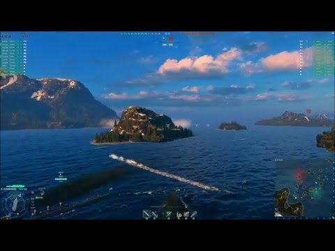 World of Warships stress reliever
