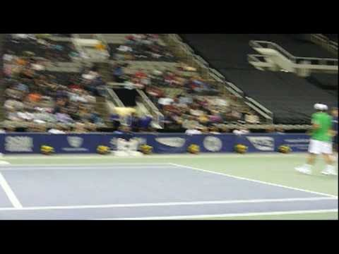 Righty Fernando Verdasco Video