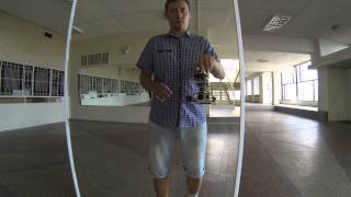 EvvGC 3/2 axis Brushless Gimbal -  mirror test