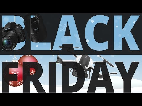 Black Friday and Cyber Monday Deals For Filmmakers - Black Friday Camera Deals!