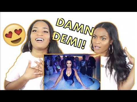 DEMI LOVATO- SORRY NOT SORRY REACTION!!
