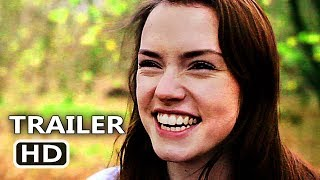 SCRAWL Official Trailer (2019) Daisy Ridley, Horror Movie HD