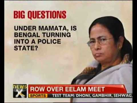 Man who questioned Mamata dubbed Maoist, arrested - NewsX