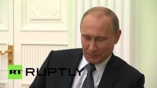 """Russia: """"Russia our last hope,"""" Republika Srpska president tells Putin"""
