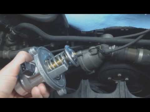 DIY BMW E65 E66 Replacing Your Thermostat