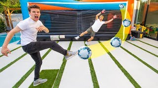 ULTIMATE SOCCER PENALTY KICK CHALLENGE! ($10,000)
