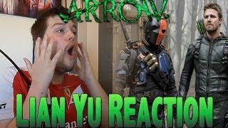 Arrow Season 5 Episode 23: Lian Yu Reaction