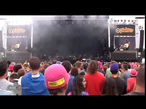 Ben Howard pinkpop 2013 Full video