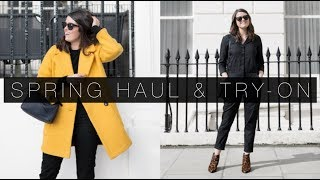 Spring Capsule Wardrobe Haul & Try-On   The Anna Edit