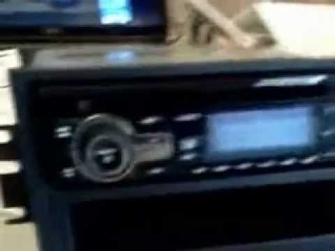 2002 Alero Stereo Installation using Scosche adapters