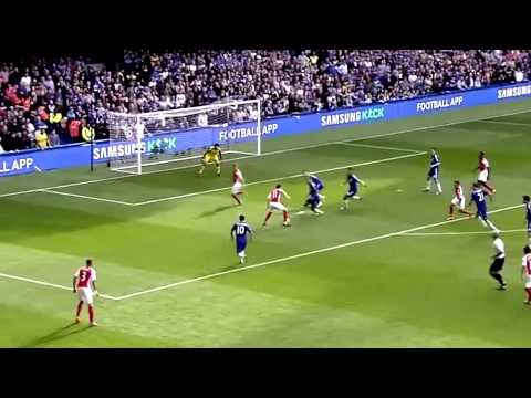 Jack Wilshere vs Chelsea (Away)