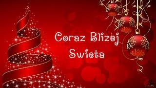 Ania Szarmach - Coraz Bliżej Święta + Tekst (Lyrics Song)