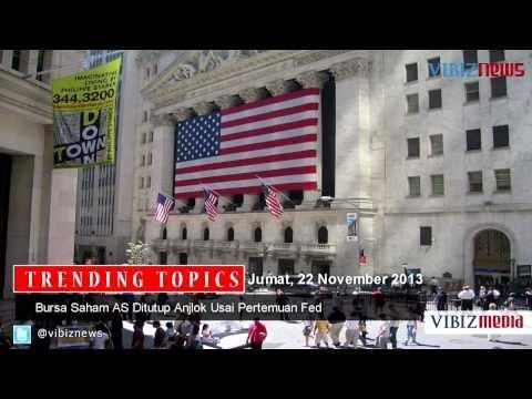 10 Berita Ekonomi Terpopular, Vibiznews 22 Nov 2013