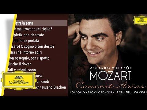 Rolando Villazón: Mozart Concert Arias - audio sampler