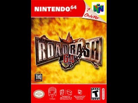ROAD RASH 64: Saltos Asombrosos