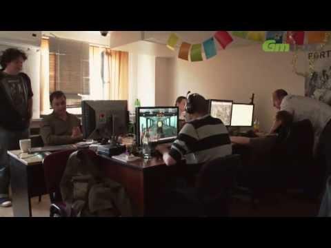 Метро 2033, в гостях у 4A Games. gmbox ru