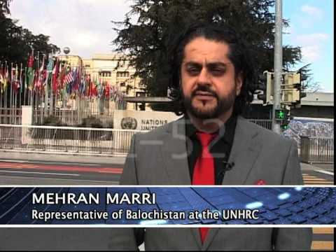 Human rights violations in Balochistan and Azad Kashmir raised at UN