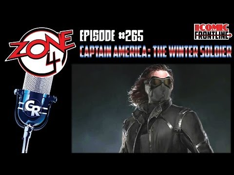 Zone 4 #265: Captain America: The Winter Soldier