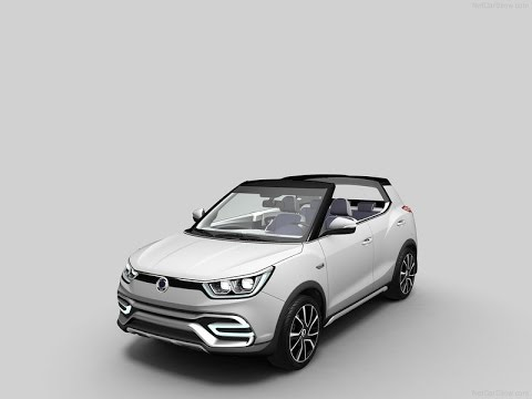 SsangYong XIV-Air Concept (2014)