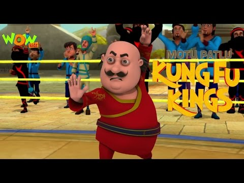 Motu Patlu Kungfu Kings - Promo thumbnail