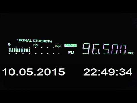 DX FM Hit Radio Kladovo Kulma Serbia in Craiova Romania 100 km