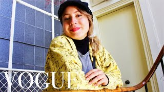 73 Questions with an Au Pair in Paris Cecily | Vogue Parody