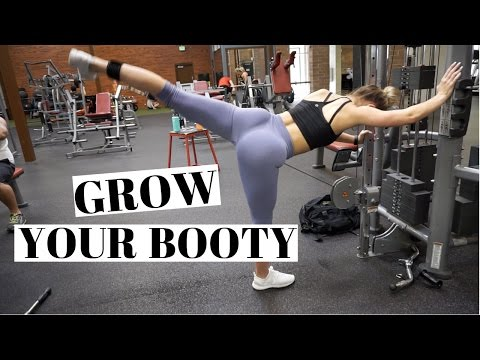 GROW YOUR BOOTY | Complete Leg Workout thumbnail