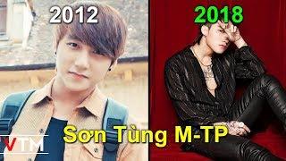 Sơn Tùng M-TP│Lịch Sử Âm Nhạc (2012 - 2018)