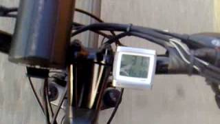 electric bicycle test - motor 800w 48volt 23112009014-005.mp4