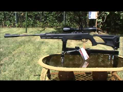 Review. Umarex Octane .22 Cal Pellet Rifle With ReAxis Gas Spring