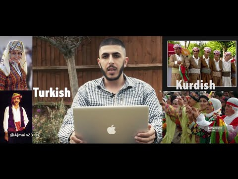 My Kurdish & Turkish culture