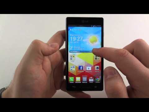 LG Swift L9 - co wnosi aktualizacja do Androida 4.1.2 Jelly Bean