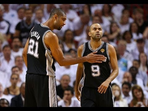 Tim Duncan 30 points,17 rebounds vs Miami Heat - Game 6 NBA Finals 2013 - Full Highlights