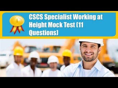 50 questions of cscs test in feb 2017 | doovi