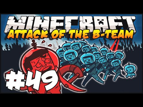 Minecraft - Attack of The B-Team - Ep.49 : The Crypt!