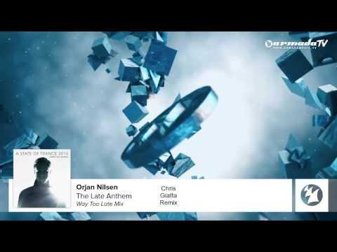 Orjan Nilsen - The Late Anthem