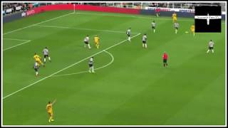 Analysing the goals and Mike Dean | Newcastle United 1-2 Wolves