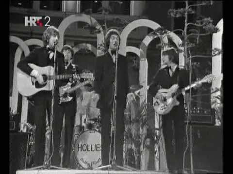 The Hollies - On A Carousel (Live 1968)
