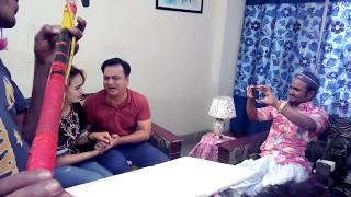 Shooting Video শ্যুটিং ভিডিও মির সাব্বির Comedy Drama/Natok