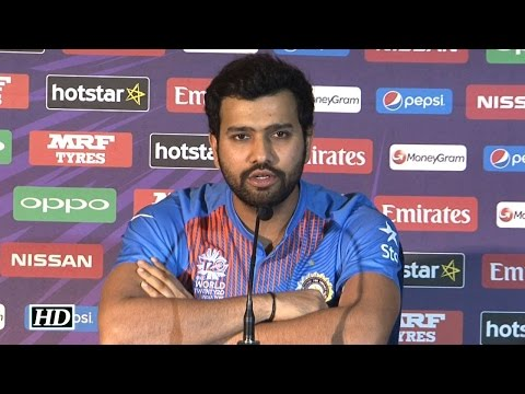 T20 World Cup 2016: Rohit Sharma Ready For The Challenge