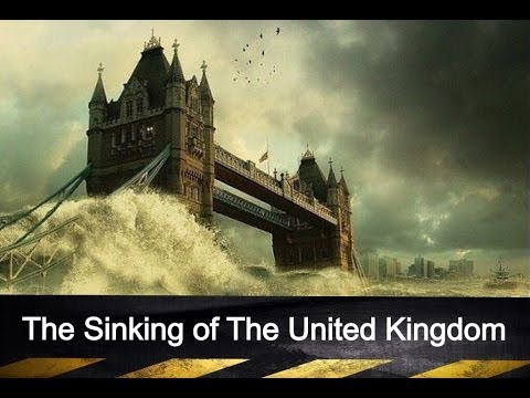 Latest UK Floods UK Flooding, the United Kingdom is SINKING