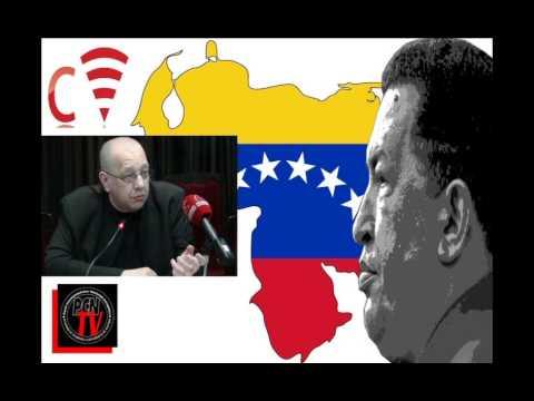 """# PCN-TV / Luc MICHEL sur RADIO CAMEROON VOICE : """"APRES CHAVEZ, OU VA LA REVOLUTION BOLIVARIENNE ?"""""""