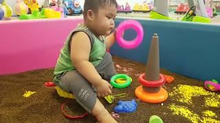 Trò Chơi Lâu Đài Của Bé ❤ ChiChi ToysReview TV ❤ Khu Vui Chơi Giải Trí Bài Hát Cho Trẻ Em