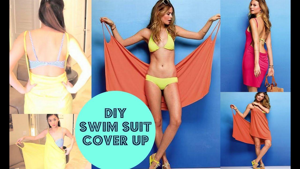 Bikini with no cover