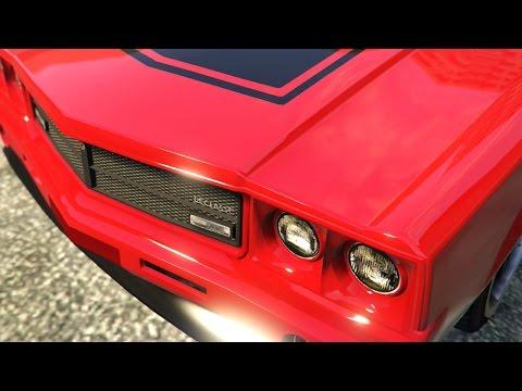 GTA 5 Custom Car Build : SABRE TURBO / CHEVY CHEVELLE (Next Gen / Xbox One)