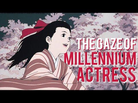 The Gaze Of Satoshi Kon's Perfect Blue, Millennium Actress