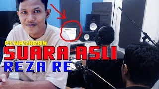Suara Asli Reza Re '' Maafkanlah '' Versi Pop ( Reza Re ) Aremi Studio
