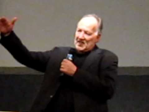 Werner Herzog with Ramin Bahrani introduces Aguirre, the Wrath of God